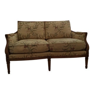 Century Furniture French Settee