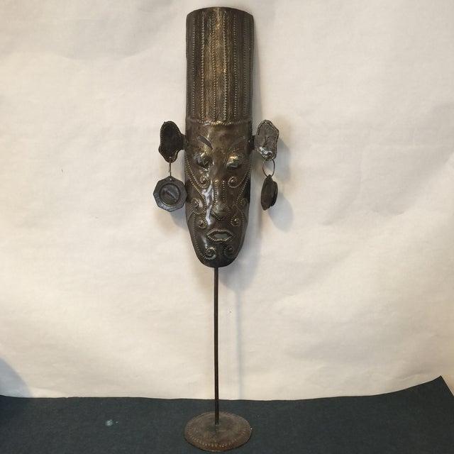 Oil Drum Masks - a Pair - Image 7 of 11