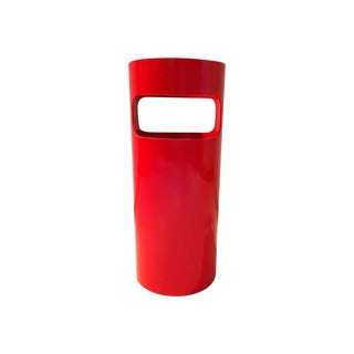 Kartell Multi-Purpose Red Plastic Canister