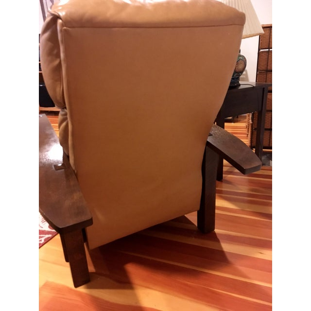 Stickley Mission Recliner Chair - Image 5 of 6