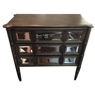 Mirrored Side Chest of Drawers