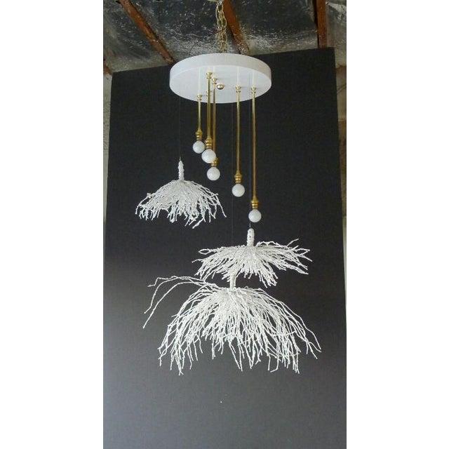 Paul Marra Sage Pendant - Chandelier - Image 2 of 6