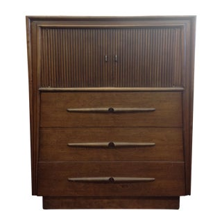 Edmond J.Spence Swedish Tallboy Dresser