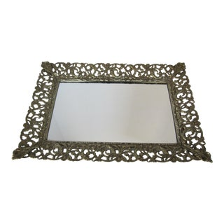 Hollywood Regency Vanity Tray