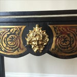 Image of Louis XV St Boule & Bronze Mounted Console Table
