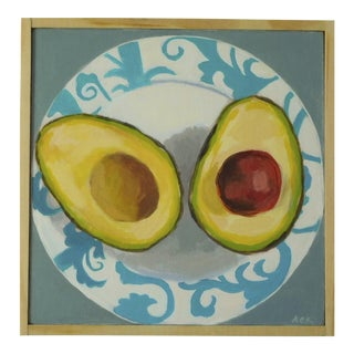 Avocado by Anne Carrozza Remick