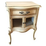 Image of French Provincial Nightstand