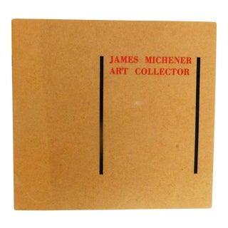 'James Michener: Art Collector' Book