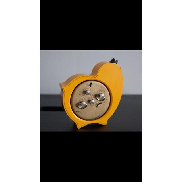 Mid Century Modern Children's Alarm Clock - Image 3 of 5