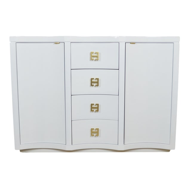 Newly Lacquered Century Cabinet - Image 1 of 5