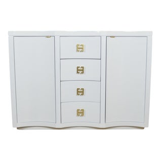 Newly Lacquered Century Cabinet