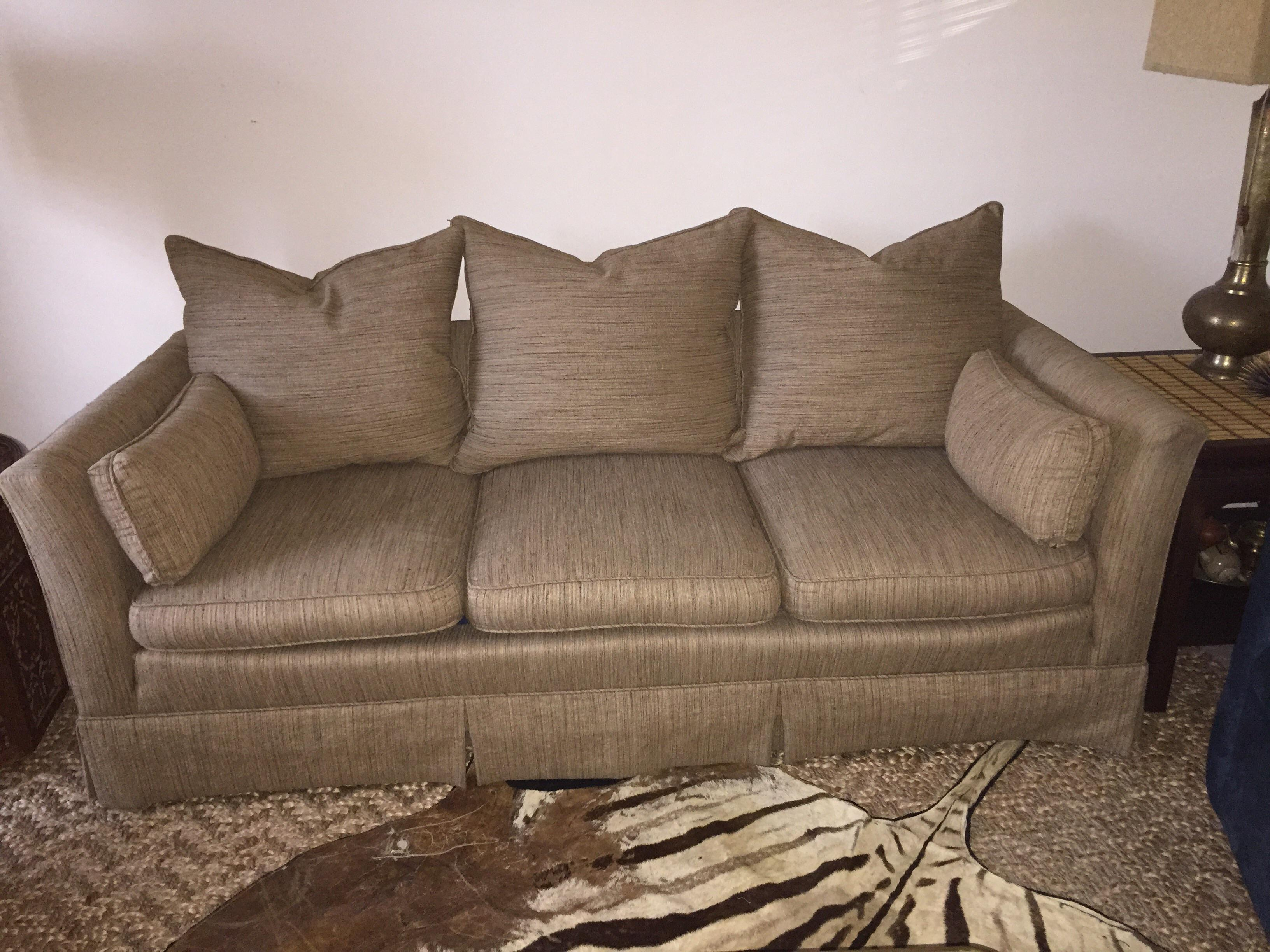 Modern Transitional Pearson Sofa   Image 2 Of 3