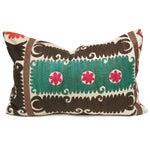 Image of Vintage Suzani Verde Pillow
