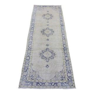 Vintage Oriental Turkosh Rug - 2.11 x 10.4