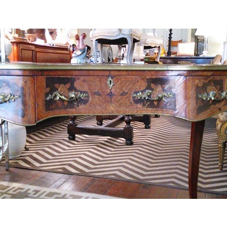 Napoleon III Style Writing Table - Image 4 of 8