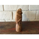 Image of No See, Hear, Speak Evil Monkeys Carving