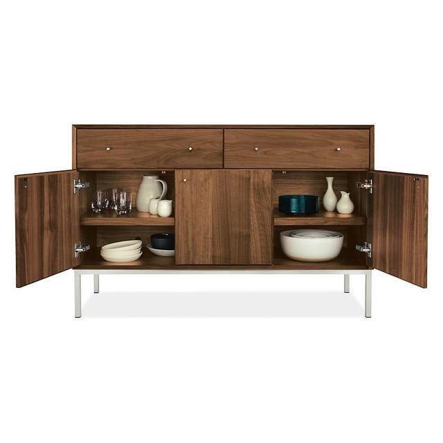 Image of Room And Board Delano Cabinet