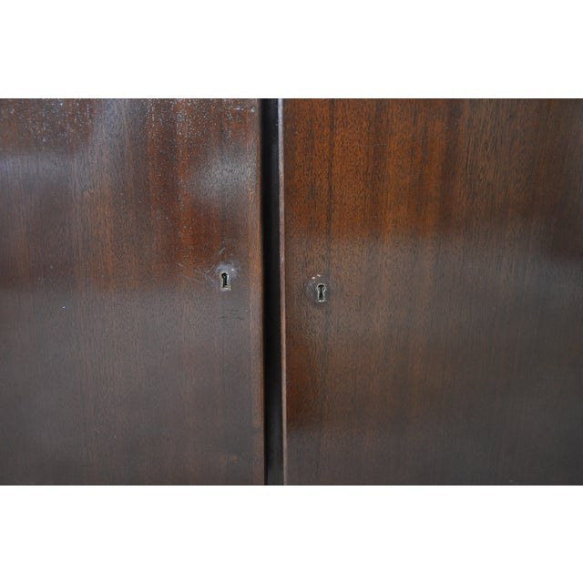 Mid-Century Ole Wanscher Rosewood Sideboard - Image 7 of 11
