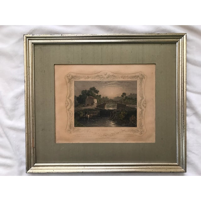 Antique Framed Prints by William Tombleson - Set of 4 - Image 5 of 11
