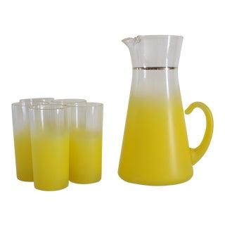 Blendo Yellow Drink Set - Set of 6