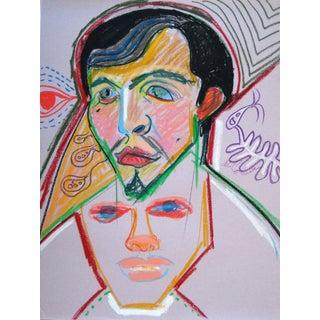 Michael di Cosola Surrealist 20th C. Portraits