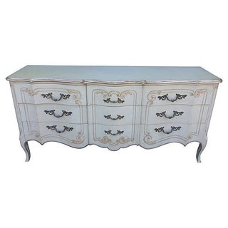 John Widdicomb French Style 9-Drawer Dresser