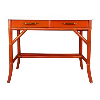Parzinger Attributed Student's Desk by Willow and Reed