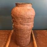 Image of Indian Head Ceramic Vase