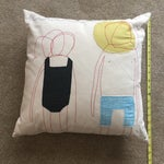 Image of Studio K Sunburnt Man & Woman Accent Pillow
