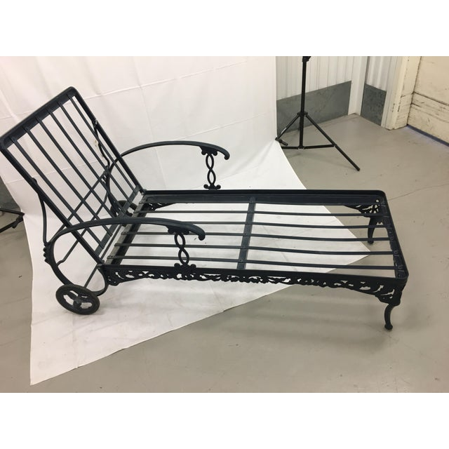 Brown jordan chaise lounge chairs chairish for Brown jordan chaise lounge