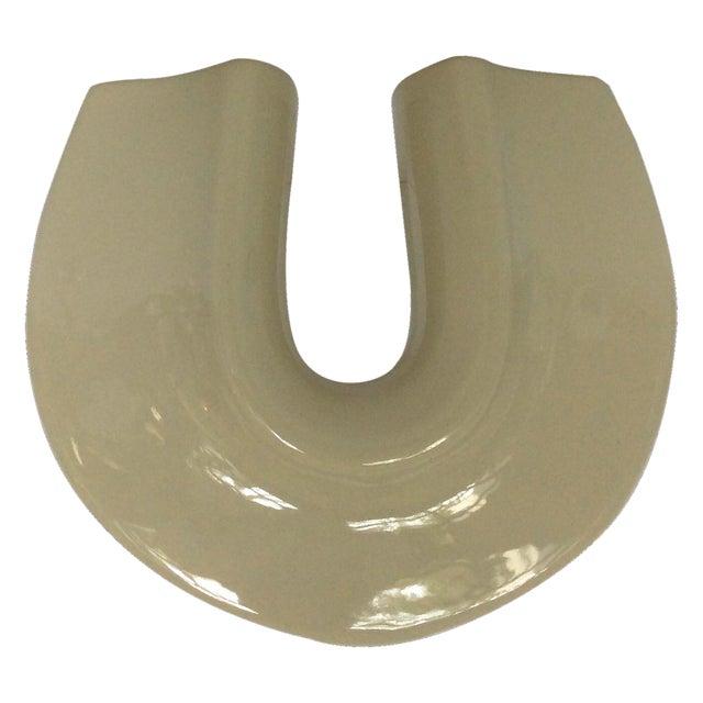Image of Haggar Art Deco Arch Vase