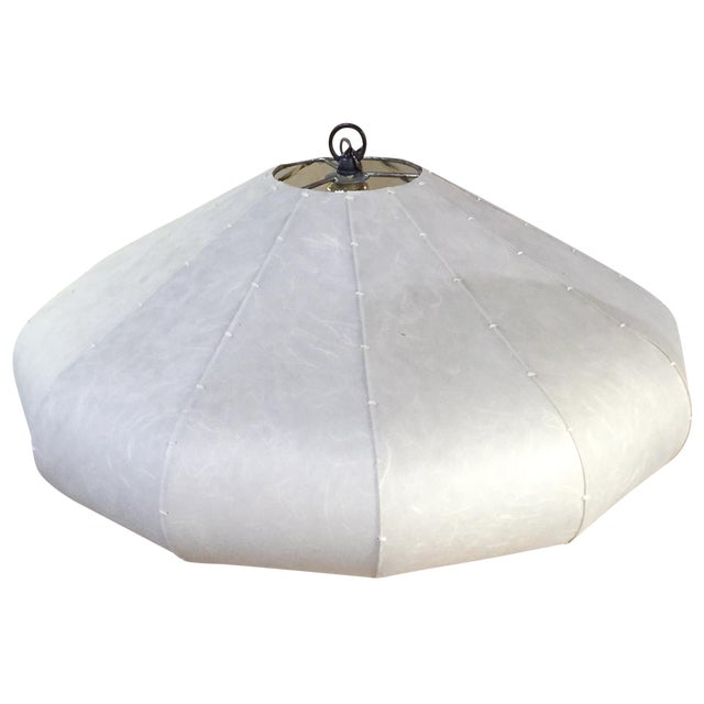 Image of Mid-Century Paper Ceiling Pendant Light