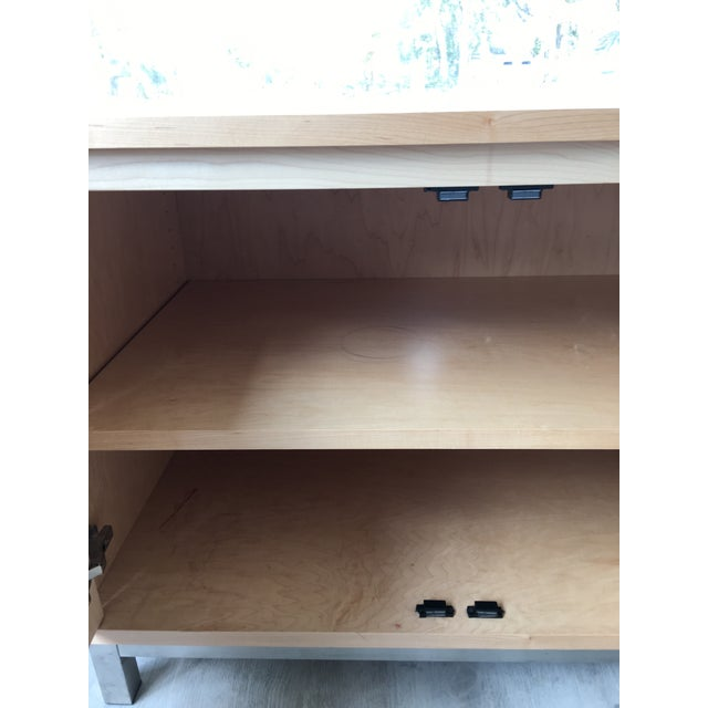 Room & Board Copenhagen Multi Use Storage Cabinet - Image 4 of 6