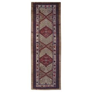Antique Serab Long Rug