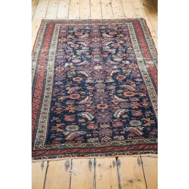 """Antique Malayer Rug - 4'1"""" X 6'6"""" - Image 5 of 9"""