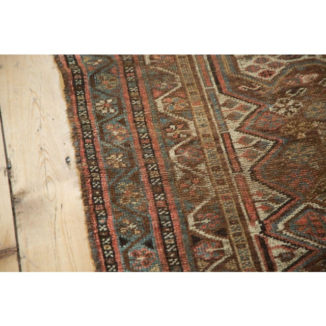 "Antique Kamseh Rug - 4'6"" x 6'8"" - Image 5 of 10"