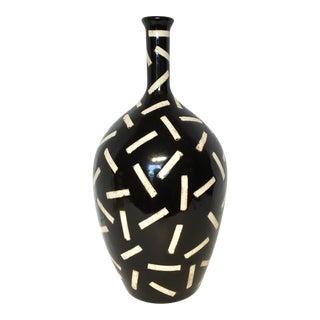 Mid-Century Studio Pottery Ceramic Vase