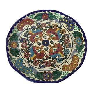 Mexican Pottery Platter