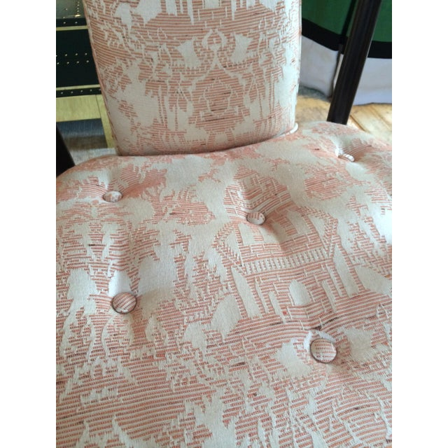 Heritage Chinoiserie Accent Chair - Image 6 of 10