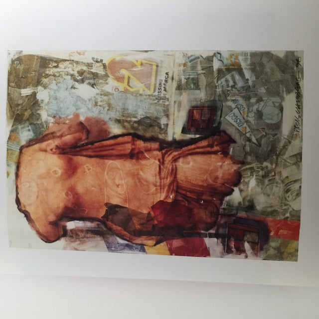 Image of Robert Rauschenberg: Anagrams, Arcadian...