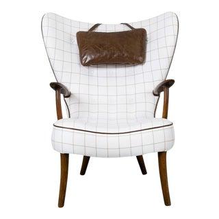 Pragh Easy Chair by Madsen & Schübel