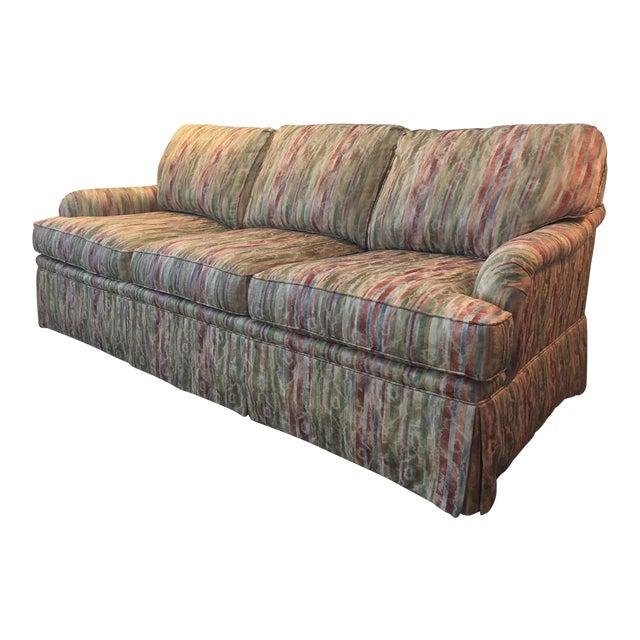 Highland House Golden Sofa - Image 1 of 4