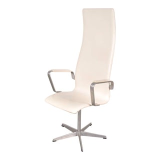 Oxford Chair by Arne Jacobsen for Fritz Hansen, circa 1960