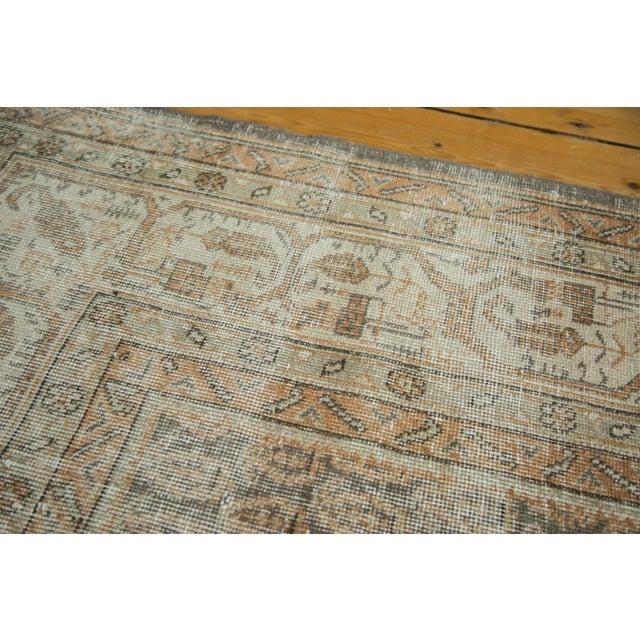 "Vintage Distressed Oushak Carpet - 8'11"" x 12'6"" - Image 6 of 10"