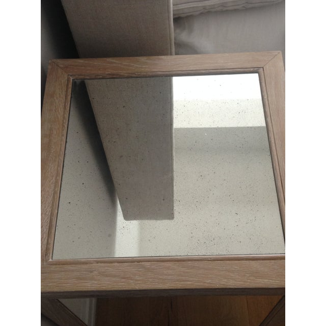 Image of Made Goods Mirrored Mia Nightstand