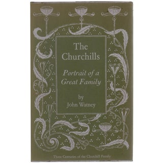 The Churchills: Portrait of a Family Book