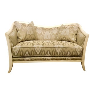 Transitional Thomasville Giselle Settee
