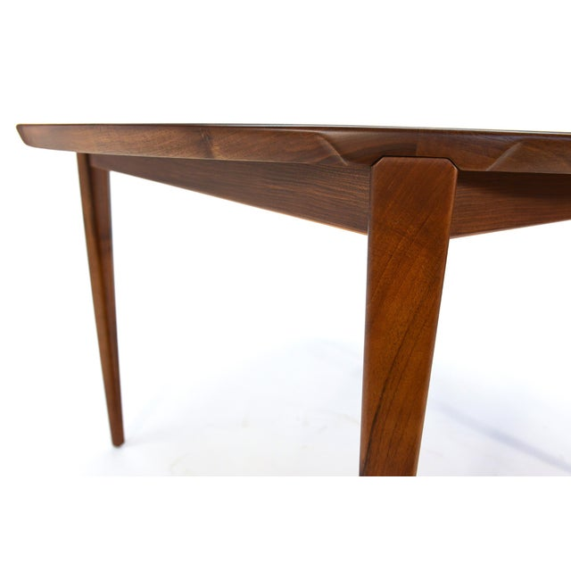 Image of Rosengren Hansen Round Walnut Dining Table