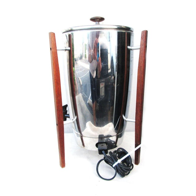 Regal Stainless Steel Electric Modern Coffee Pot - Image 3 of 4