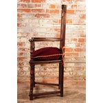 Image of 19th Century Reinassance Side Chairs - A Pair